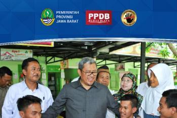 Penerimaan Peserta Didik Baru Provinsi Jawa Barat Tahun 2018