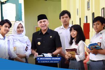 Informasi PPDB Jalur NHUN dari Dinas Pendidikan Provinsi Jawa Barat
