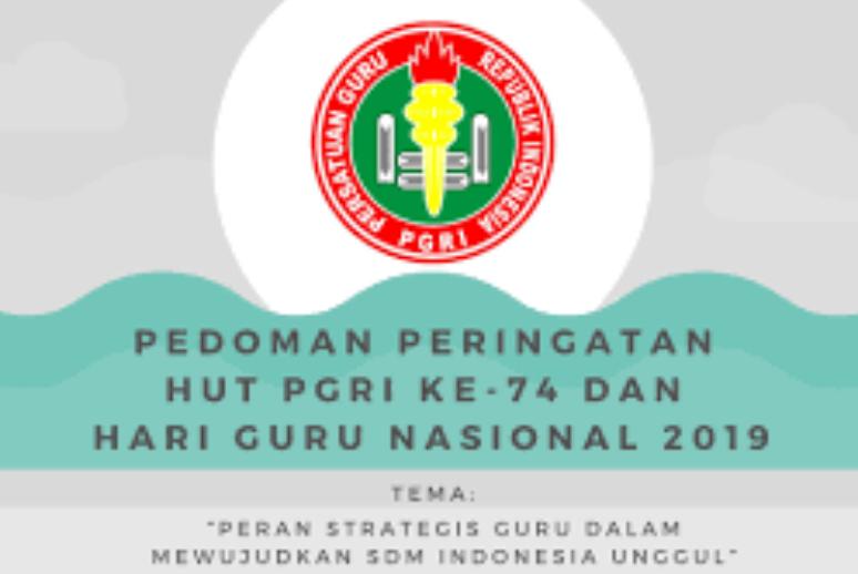 Hari Guru Nasional Tahun 2019