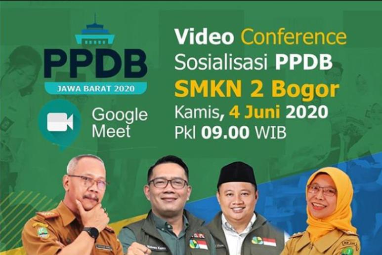 Vicon PPDB SMKN 2 Bogor