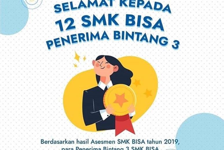 Finalis Penilaian Apresiasi SMK Bisa 2020